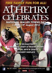 Walled towns day