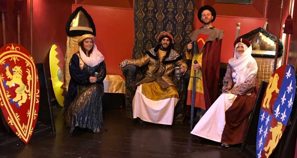 Medieval Experience at the Athenry Heritage Centre
