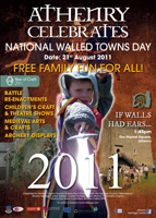 Athenry Celebrates Walled Towns Day
